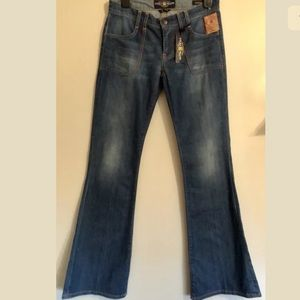 LUCKY BRAND Charlie Flare Jeans 30W Size US 27